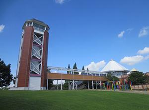 展望塔・プレイハウス